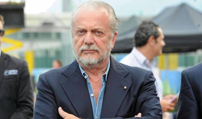 Calciomercato Napoli, Aurelio De Laurentiis