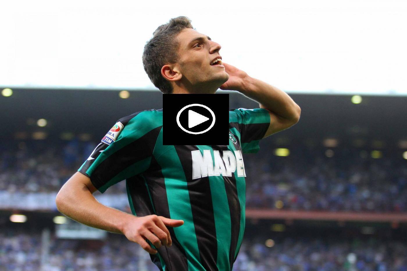 Video Fiorentina-Sassuolo