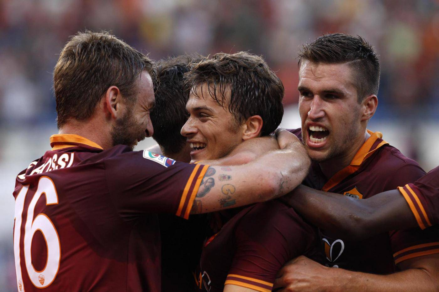 Roma-Livorno 3-0 tabellino sintesi e pagelle (18/1/2014)