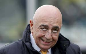 Milan, Galliani
