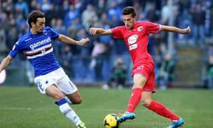 Catania-Sampdoria