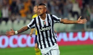 Juventus, Vidal il Paris Saint German