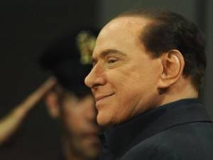 Milan, il patron Berlusconi