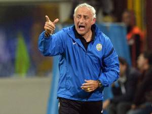 Verona, il tecnico Mandorlini