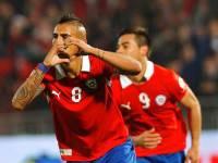 Cile, Vidal rischia