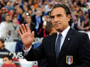 Italia-Uruguay 0-1, Prandelli