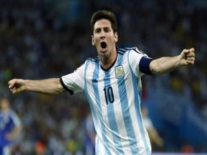 Argentina vs. Bosnia - Mondiali di Calcio Brasile 2014