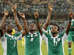 IRAN-NIGERIA, PROBABILI FORMAZIONI