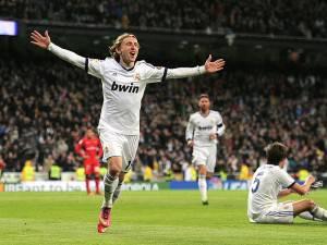 Real Madrid, tegola Modric