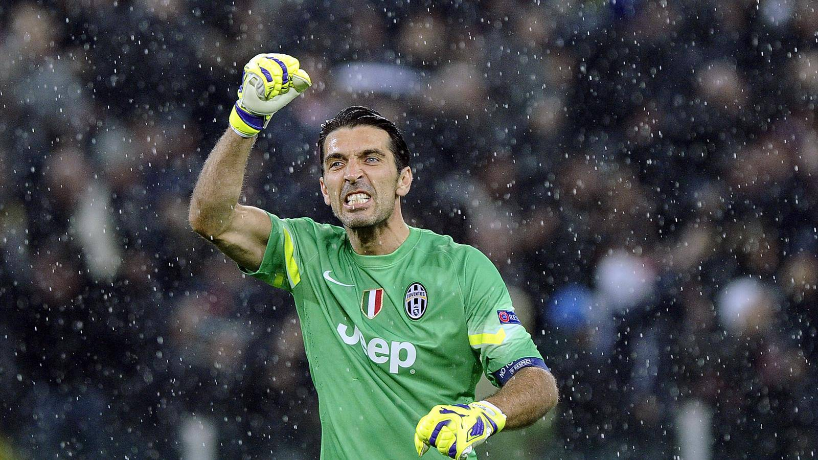 juventus, buffon insegue