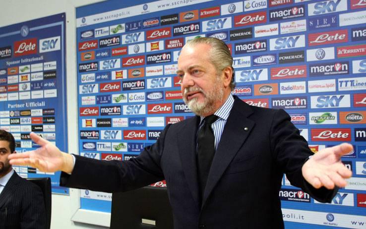 Calciomercato Napoli, de_laurentiis