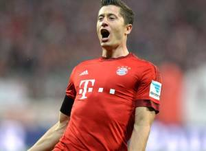 real madrid, assalto a lewandowski
