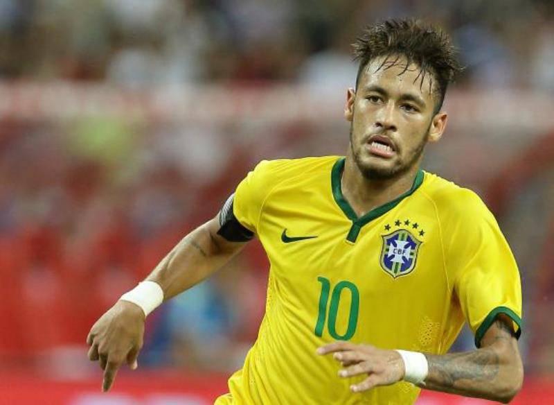Bolivia-brasile, neymar