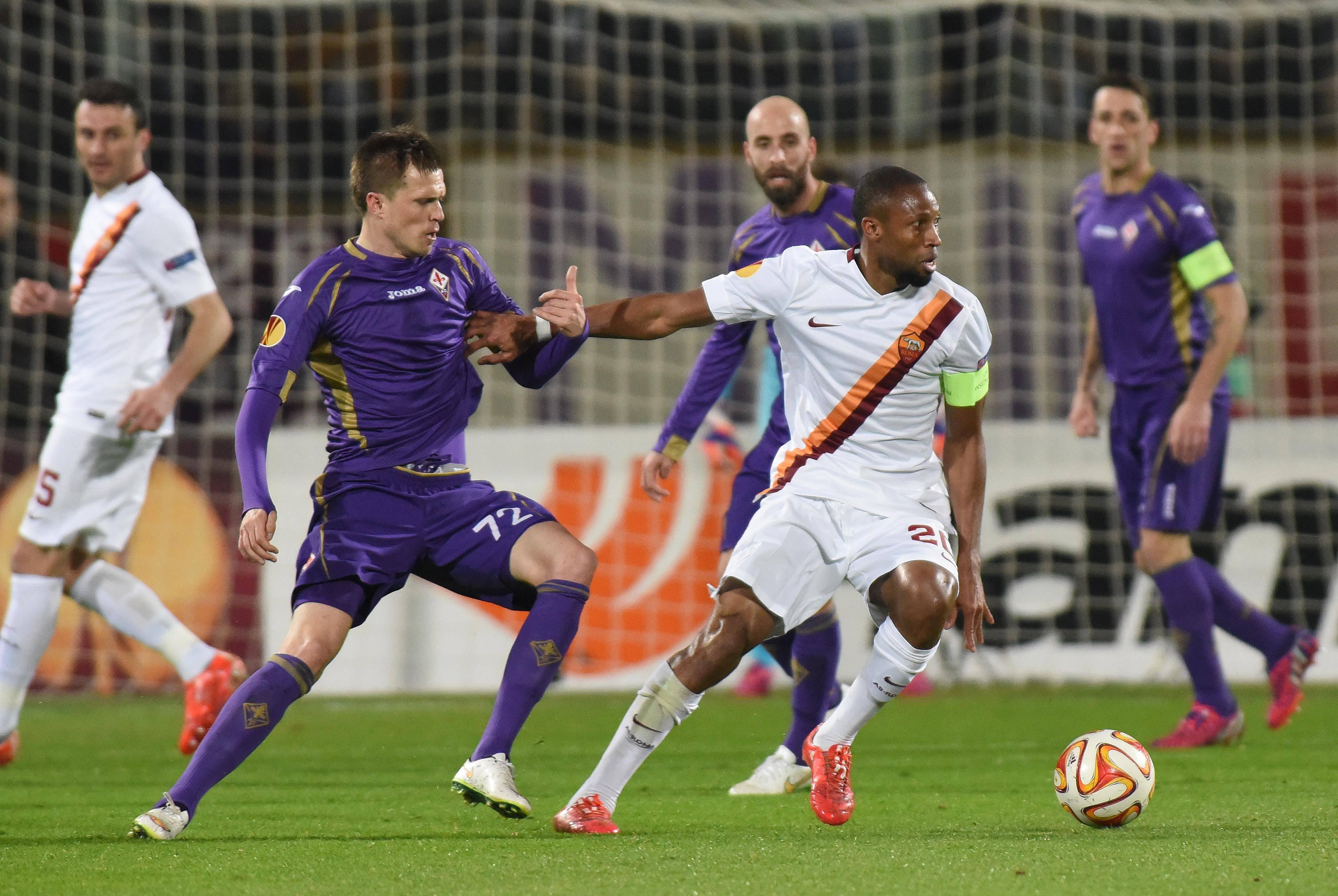 Fiorentina-Roma: probabili formazioni, gioca Salah dal