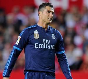 Real Madrid-Cristiano Ronaldo