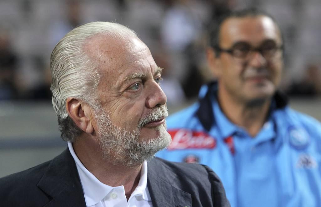 Calciomercato Napoli, de laurentiis