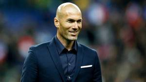 COACH REPUTATION RANKING, ZIDANE