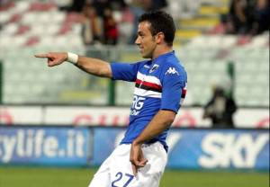 palermo-sampdoria 1-1