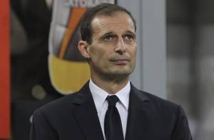 juventus-real madrid, allegri