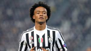 juventus, cuadrado out