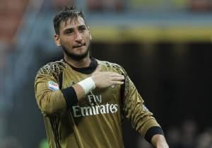editoriale- milan, donnarumma