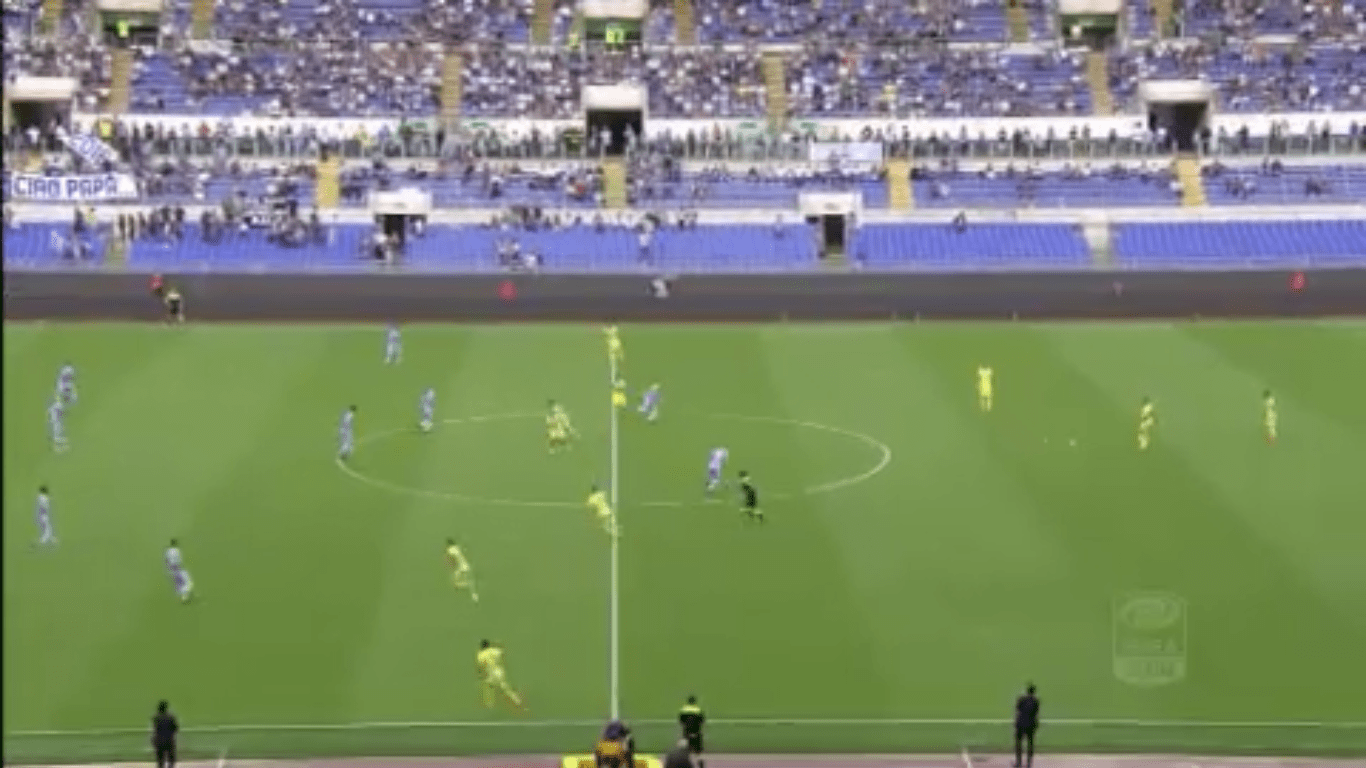 highlights lazio-pescara