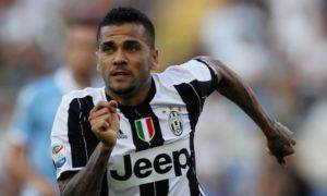 juventus-real madrid, dani alves