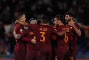 highlights roma-empoli 2-0