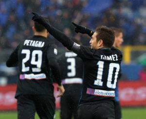 highlights lione-atalanta 1-1