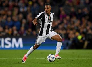 Juventus, mourinho punta alex sandro