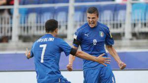 mondiali under 20, italia-francia 2-1