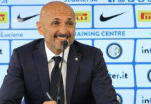 Inter-Atalanta, Spalletti