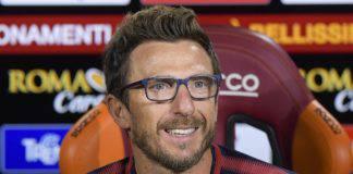 Roma-Verona 3-0, Di Francesco