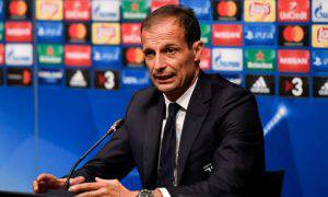 real madrid-juventus, allegri