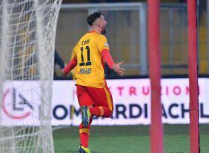 Benevento-Sampdoria